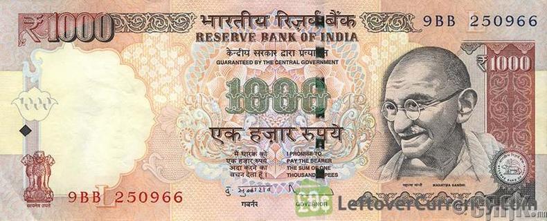 Энэтхэгийн мөнгөн тэмдэгт