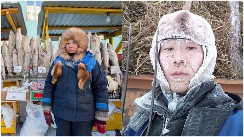 Дэлхийн хамгийн хүйтэн суурин газар дахь амьдрал