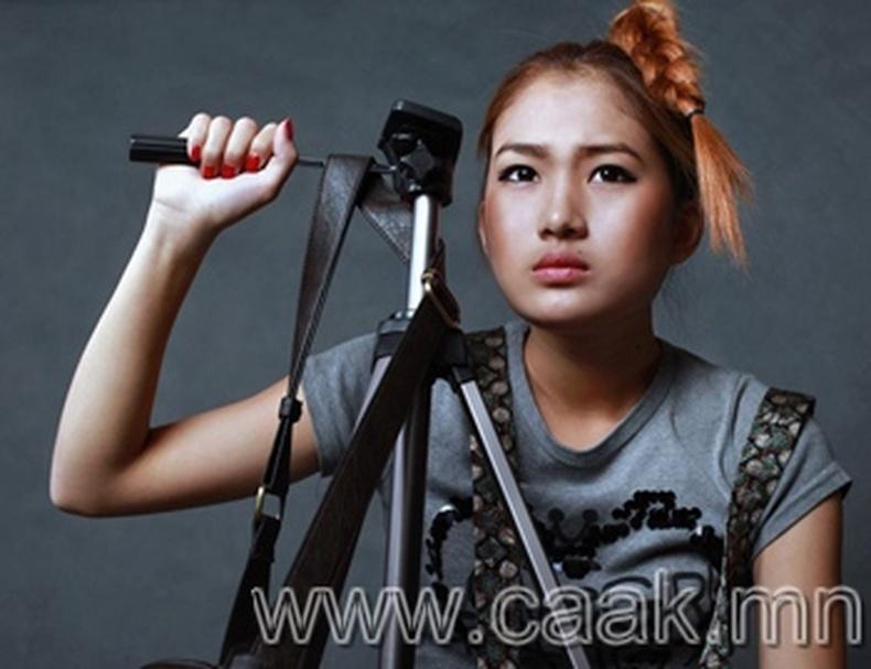 Монголын vзэсгэлэнт охид (91 фото) №113