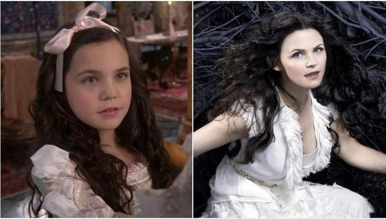 """Бэйли Мэдисон, Жиннифер Гүүдвин нар ABC-ийн """"Once Upon a Time""""(2011-2018)цувралын цасан цагаан дүрээр"""