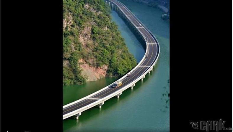 Шиншан хурдны зам, Хятад