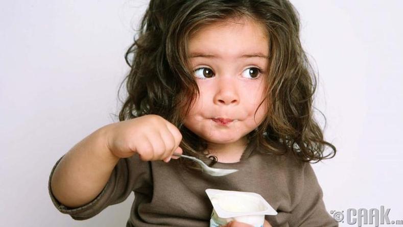 Ходоод тань хонхолзож байвал бага ч атугай юм идэх