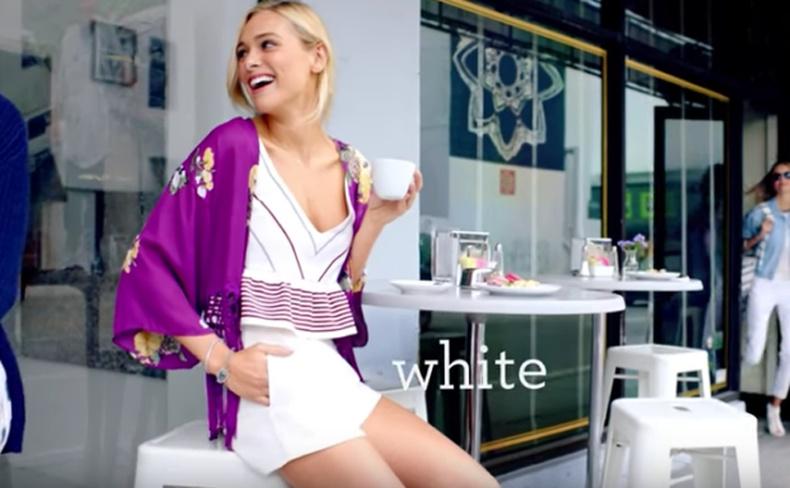 Зөвхөн сурталчилгаан дээр гардаг эмэгтэйчүүд сарын тэмдэг нь ирэх үед учиргүй баярлаж, цав цагаан нимгэн хувцас өмсдөг
