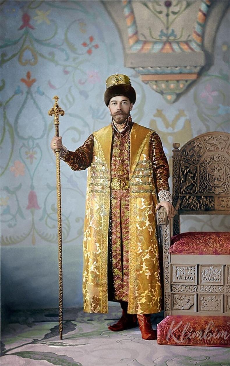 II Николай хаан
