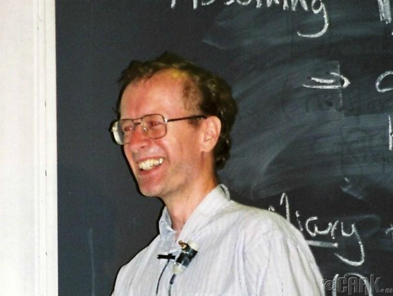 Эндрю Уайлс, IQ – 170