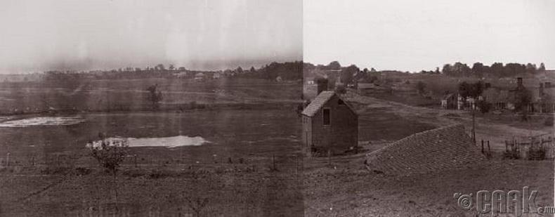 Фрэдриксбург (The Fredericksburg) -ийн мөсөн байшин