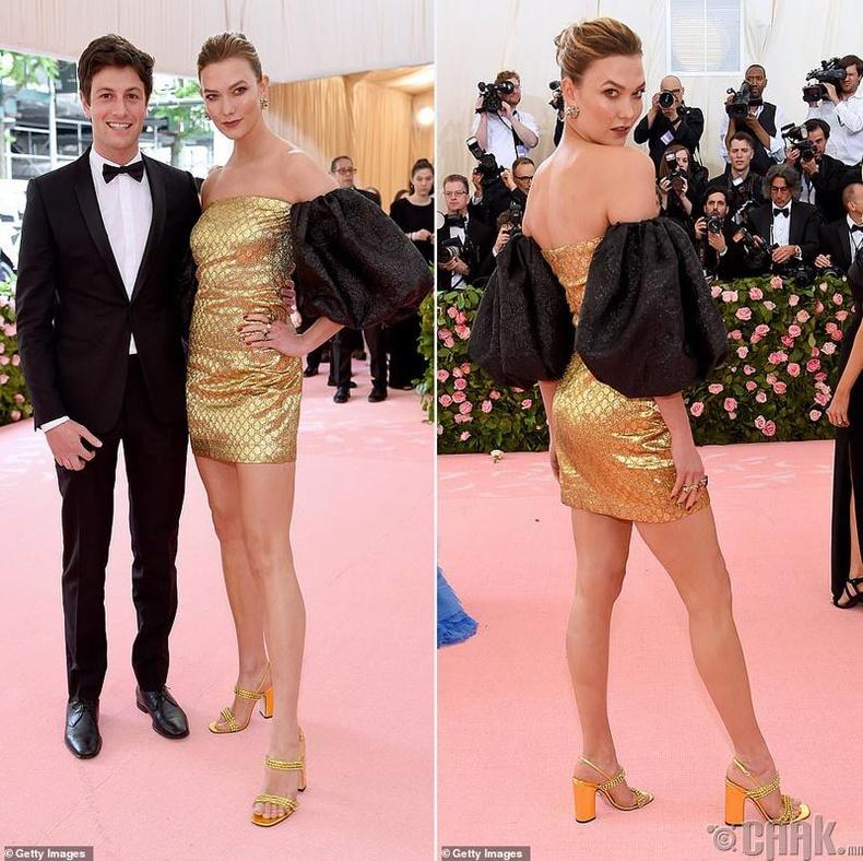 Загвар өмсөгч Карли Клосс (Karlie Kloss) нөхөр Жошуа Кушнер (Joshua Kushner)-ын хамт