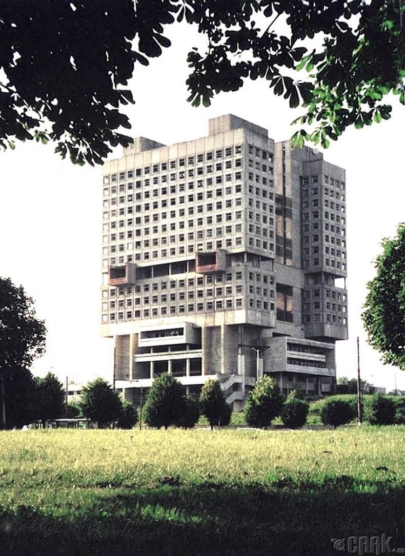Ерөнхий зөвлөлийн байшин - Калининград, ОХУ