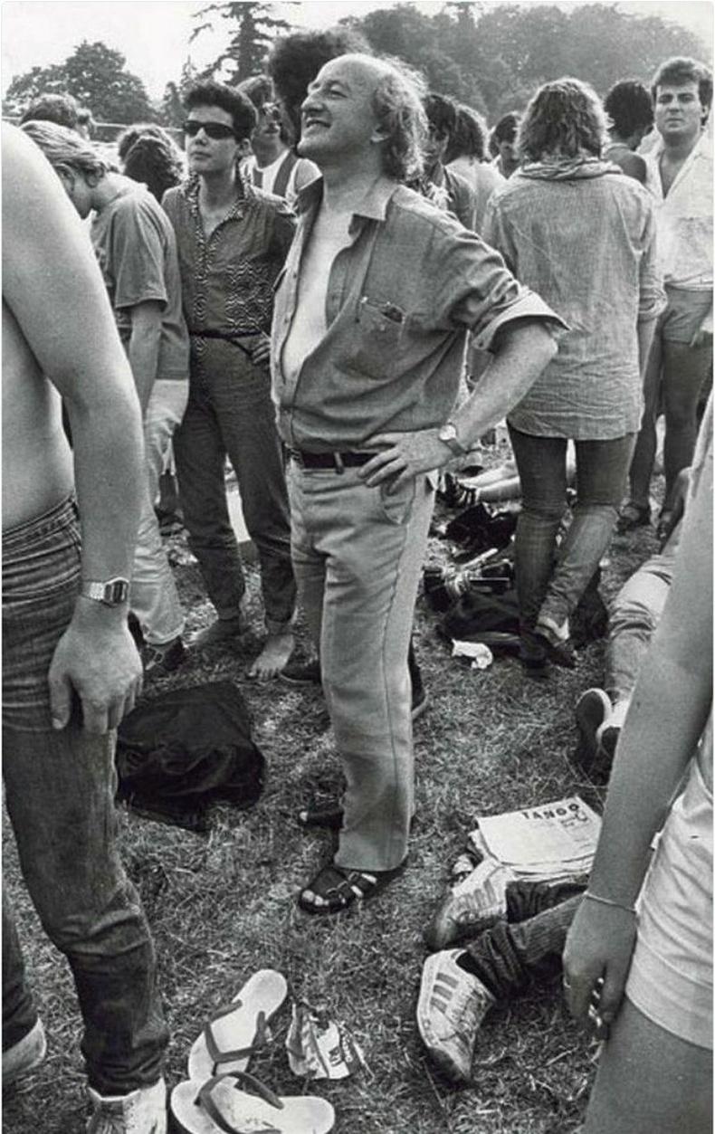Ирландчуудын хайрыг татсан ерөнхийлөгчийн стиль, 1984 он.