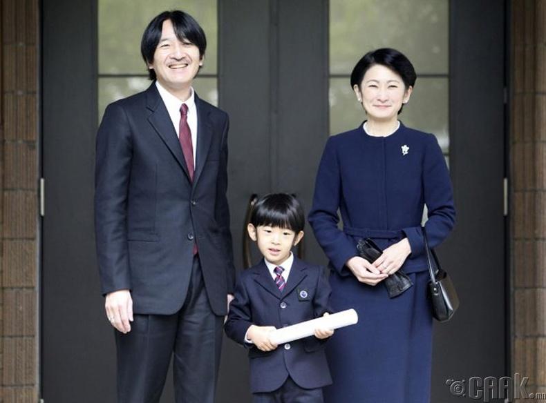 Хисахито (Hisahito) - Япон, 10 настай