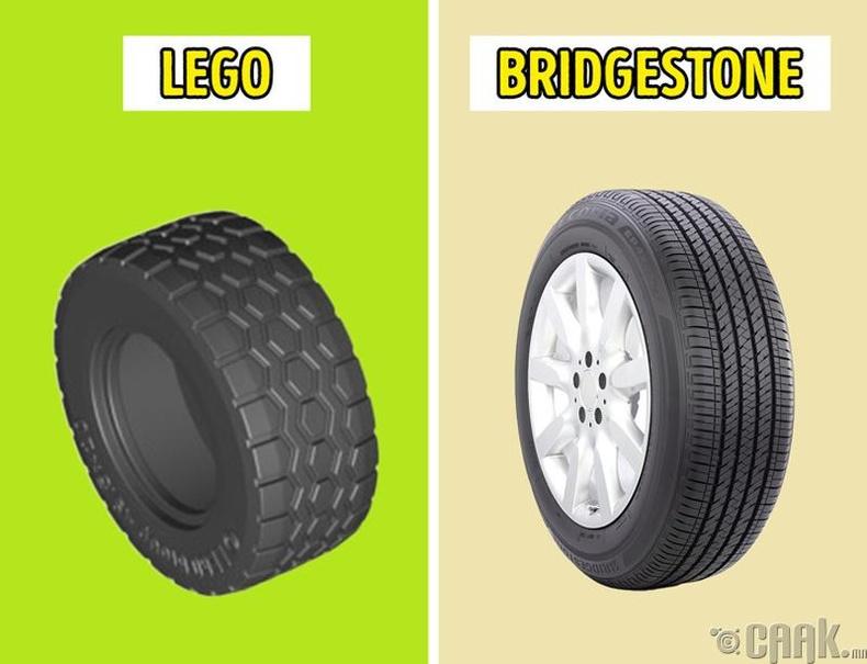 Лего бол дэлхийн хамгийн том дугуй үйлдвэрлэгч компани.