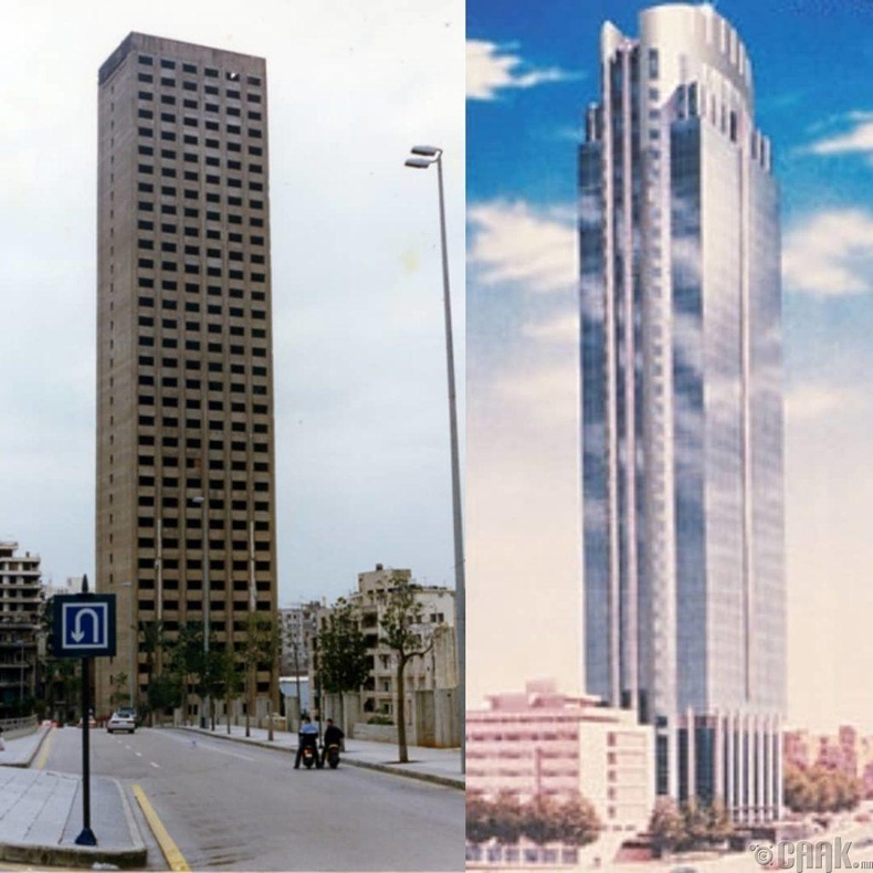 """""""Burj el Murr"""" цамхаг - Ливан, 140м, 40 давхар"""