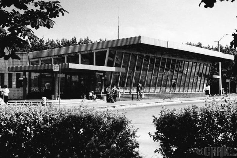 Припятийн төв автобусны буудал (Өмнө нь)