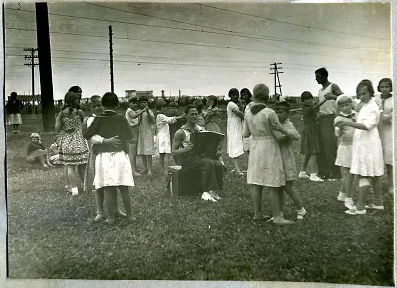 Нийтийн бүжиг АНУ. 80-аад он