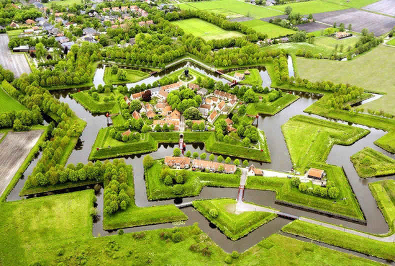 Нидерландын өвөрмөц цайз