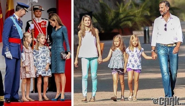 Дээдсийн хүүхдүүд хэрхэн хувцасладаг вэ?