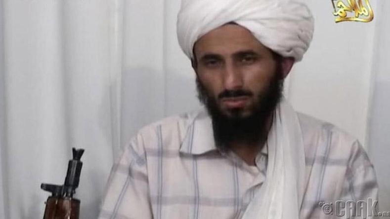 Нассер Абдул Карим аль-Вухайши (Nasser Abdul Karim al-Wuhayshi)