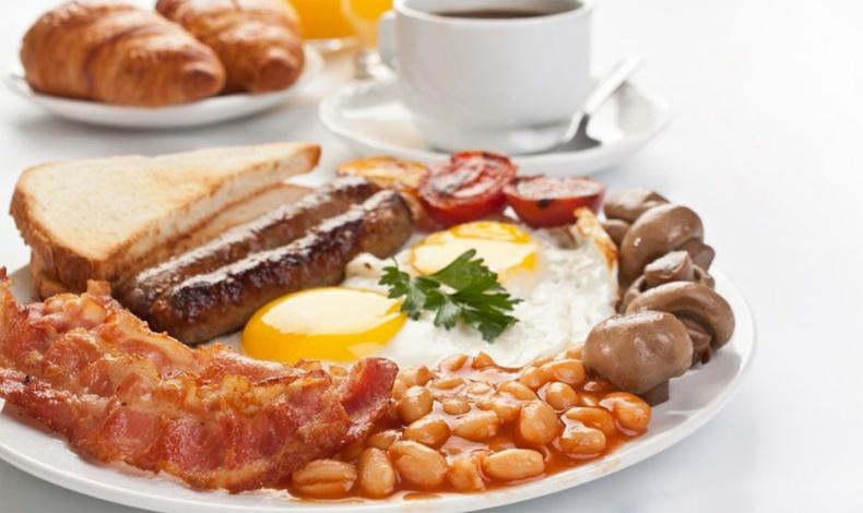 Олон үндэстний өглөөний хоол