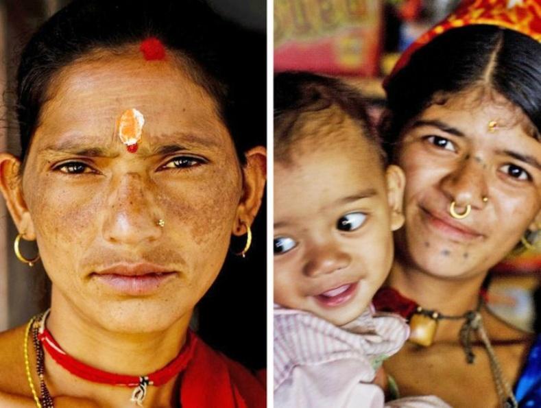 Непал (Nepal)-ын бүсгүйчүүд
