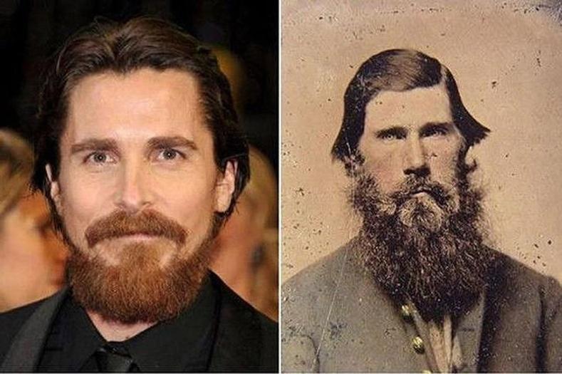 Кристиан Бэйл ба үл мэдэгдэх хүн (Christian Bale)