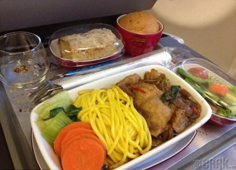 """""""Thai Airways""""-ийн энгийн зэрэглэл"""