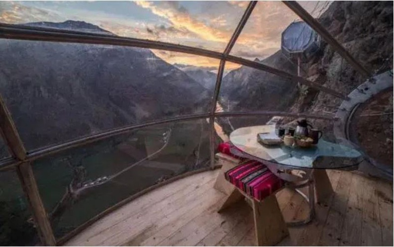 """Skylodge Adventure Suites"", Перу"