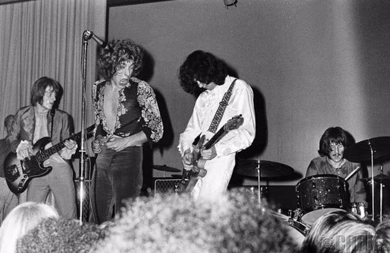 Led Zeppelin, 1968