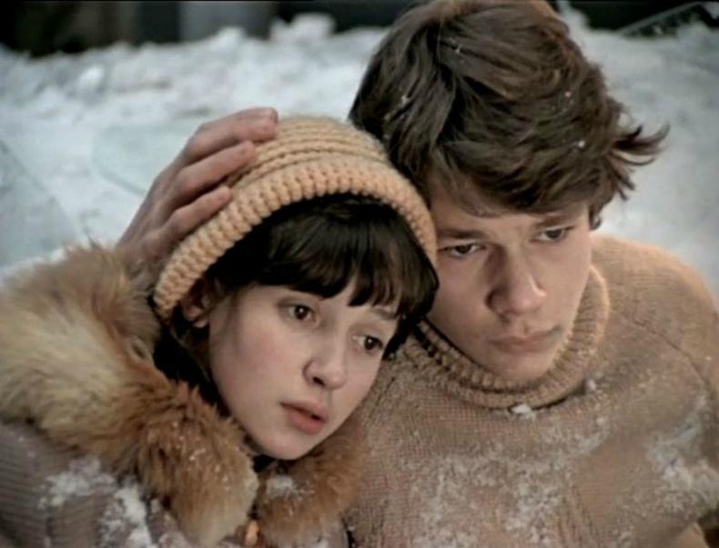Татьяна Аксюта болон Никита Михайловский («Вам и не снилось...», 1980)