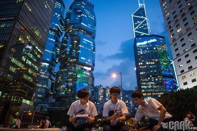 Хонконг (Hong Kong)