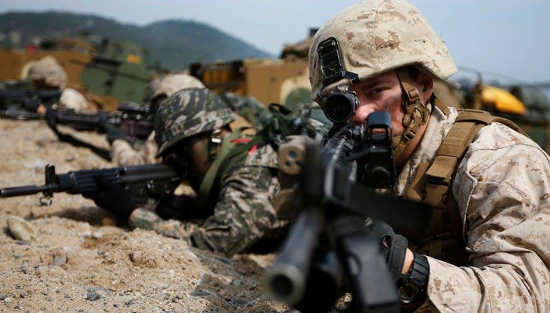 Дэлхийн хамгийн хүчирхэг цэрэг армитай 10 улс