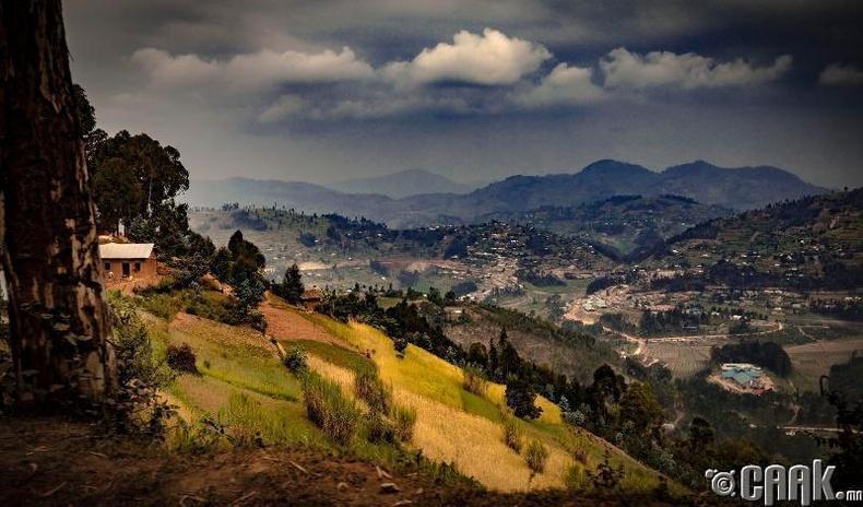Руандагийн Бүгд найрамдах улс (Rwanda)