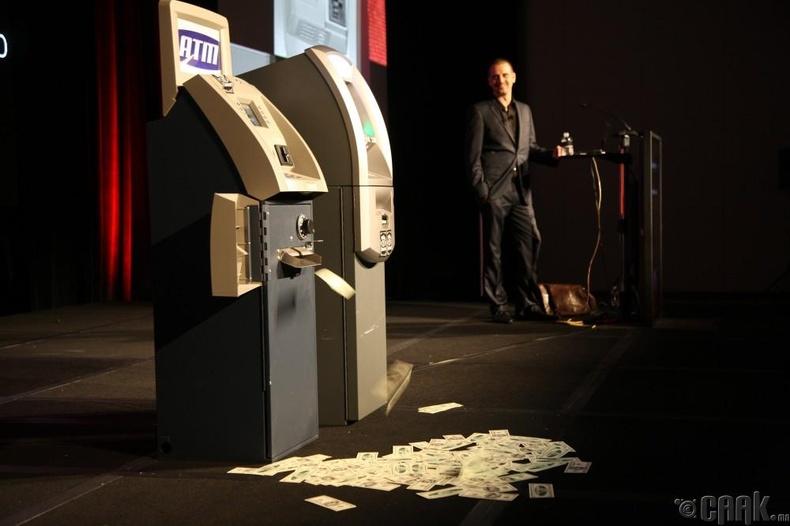 """ATM"" хакердсэн"