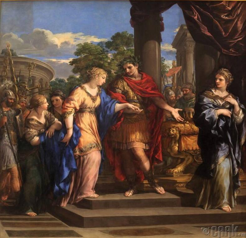 Клеопатрагийн үнэртэй усыг сэргээх нь