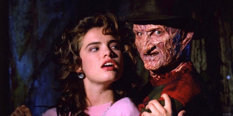 """A nightmare on Elm street""-Элм гудамжны хар дарсан зүүд"