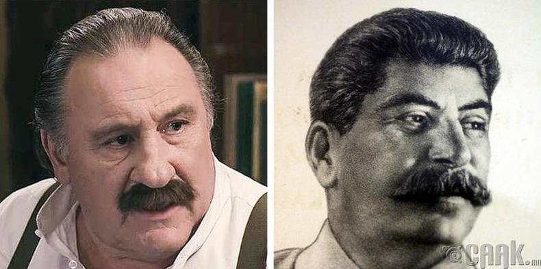 Жерар Депардье - Иосиф Сталин