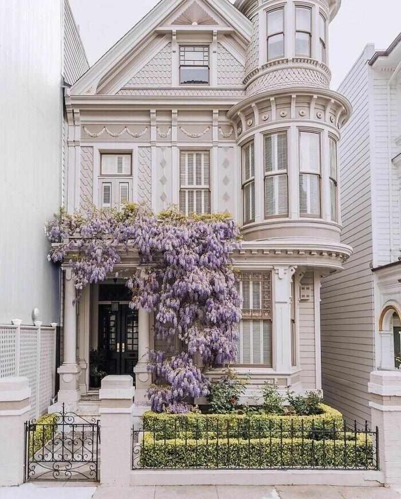 Сан Франциско дахь байшин