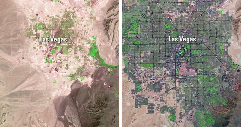 Лас Вегас хотын тэлэлт