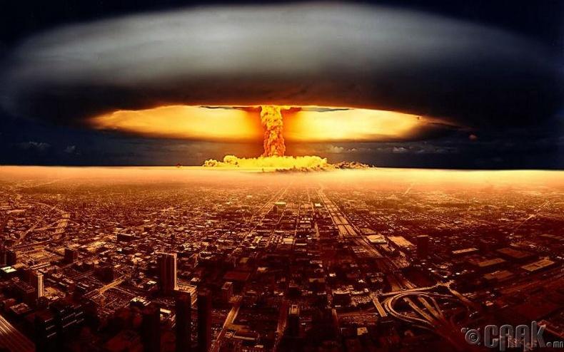 Цөмийн зэвсэг