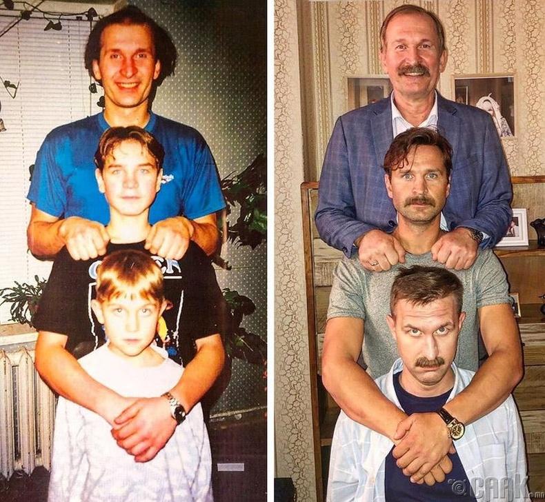 """""""Хүүхдүүд маань өссөн, харин би огт өөрчлөгдөөгүй байна даа"""""""