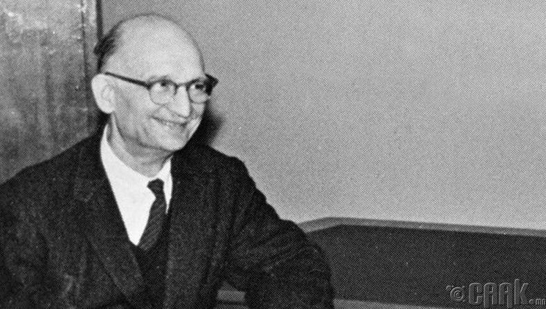 Жон Кеннедид үнэлэгдсэн Оросын тагнуулч Рудольф Абель