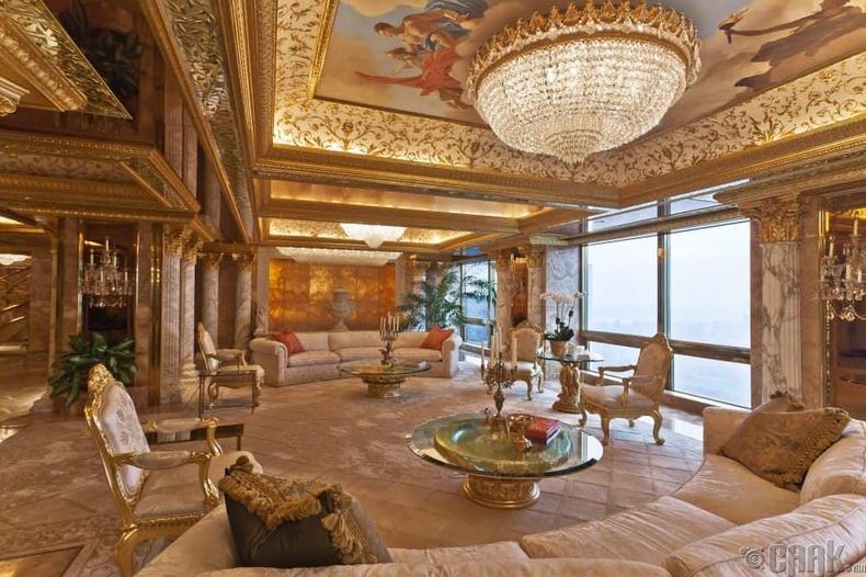 """Manhattan Apartment Mansion"" - Нью-Йорк"