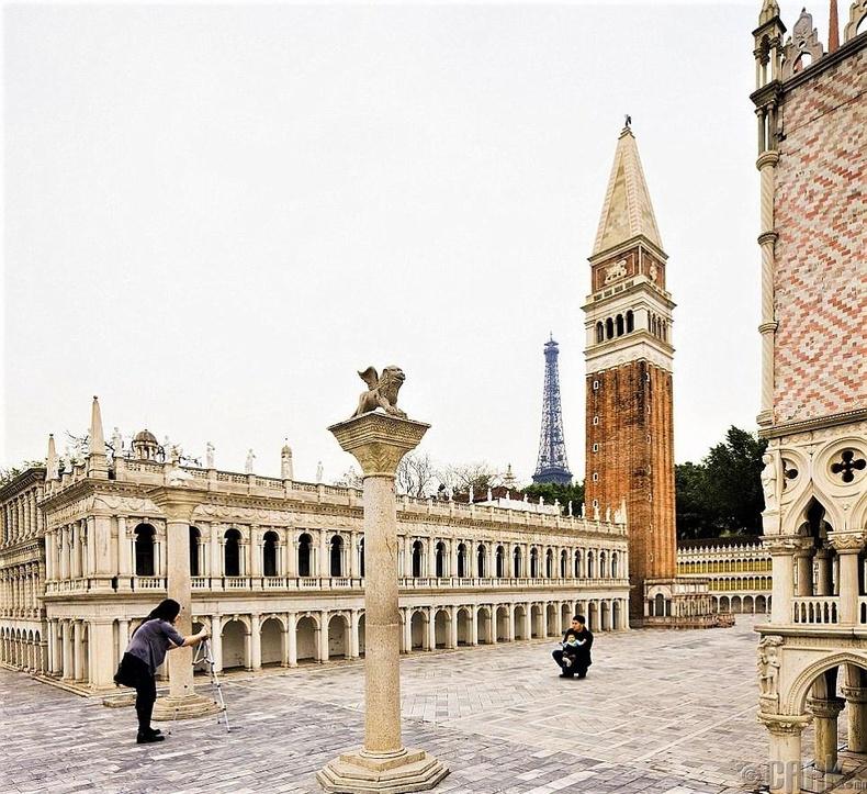 Венецийн Гэгээн Маркын Талбай