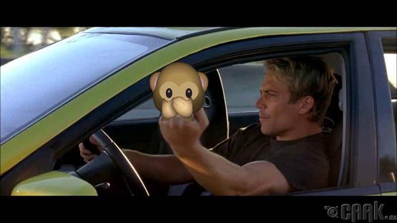 Машинаа хэт хурдан жолоодох