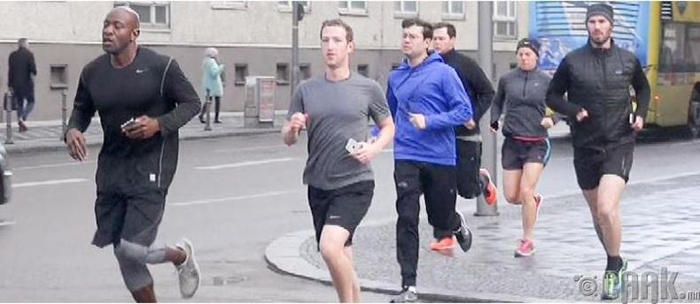 Хамгийн өндөр хамгаалалттай захирал - Марк Зукерберг