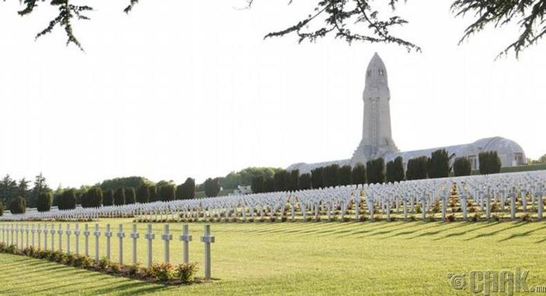 Арваннэгдүгээр сар: Вердун (Verdun)