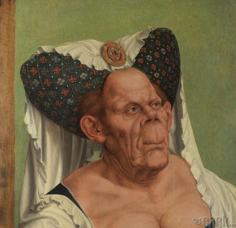 """Гүнж Маргарита Маульташ """"Дэлхийн хамгийн царай муутай эмэгтэй"""" биш"""