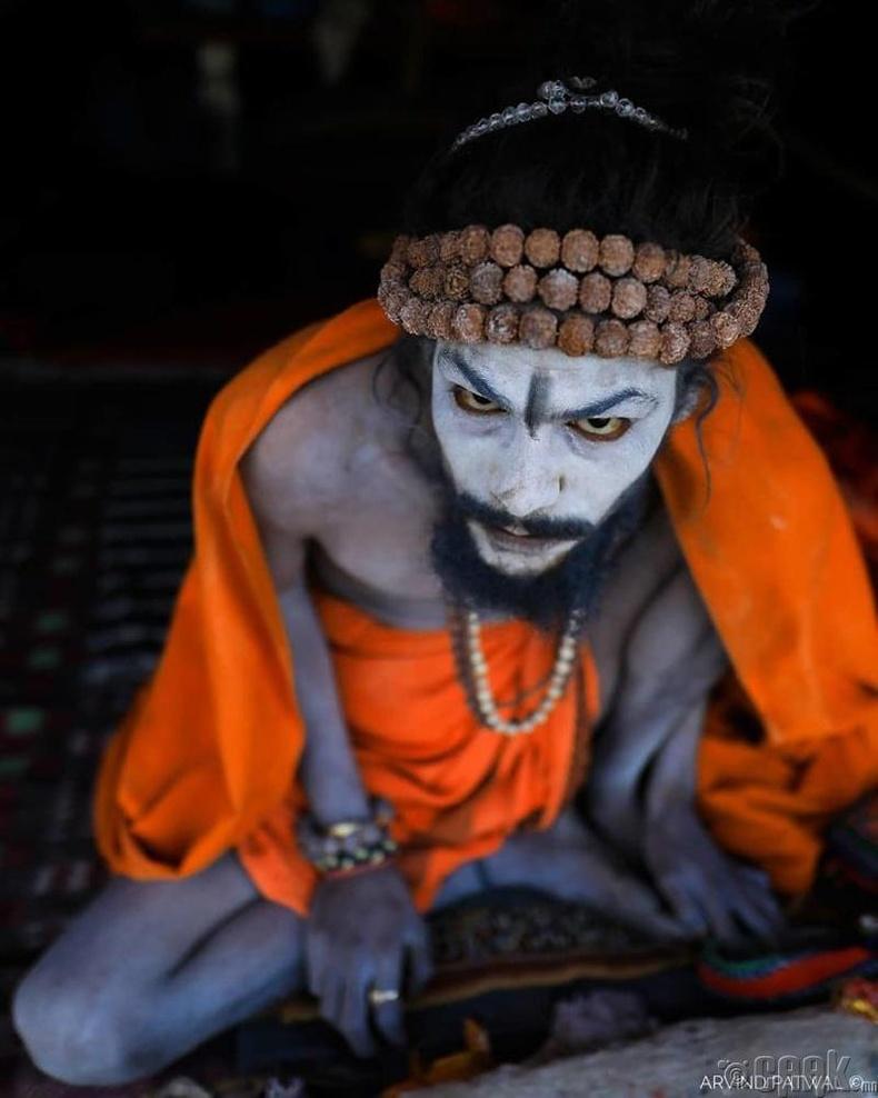 Агори тахилч - Гэрэл зурагчин Арвинд Патвал (Arvind Patwal)