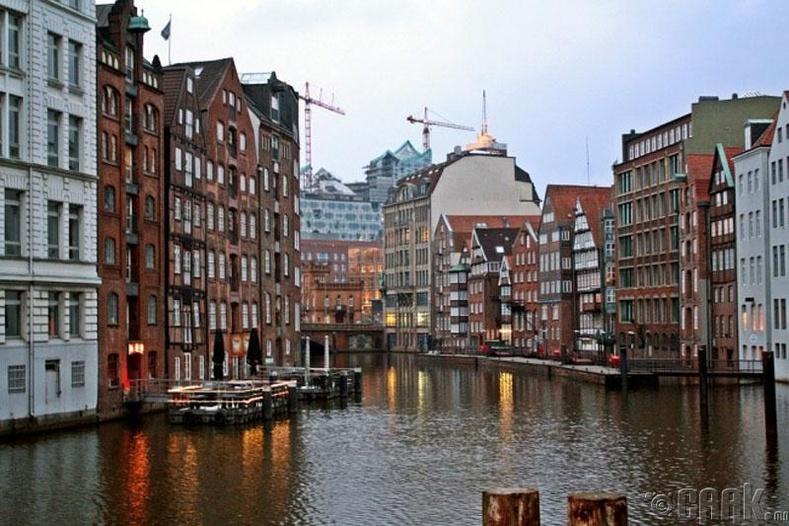 Гамбург хот (Герман) - 95 оноо