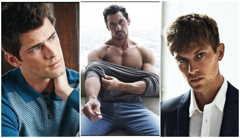 Дэлхийн хамгийн эрэлттэй эрэгтэй моделиуд