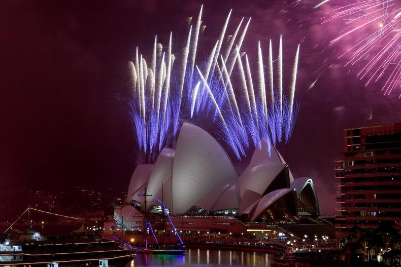 Сиднейн дуурийн театр, Австрали